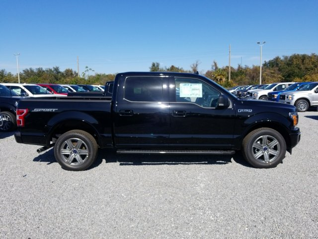 2018 F-150 SuperCrew Cab, Pickup #J2833 - photo 3