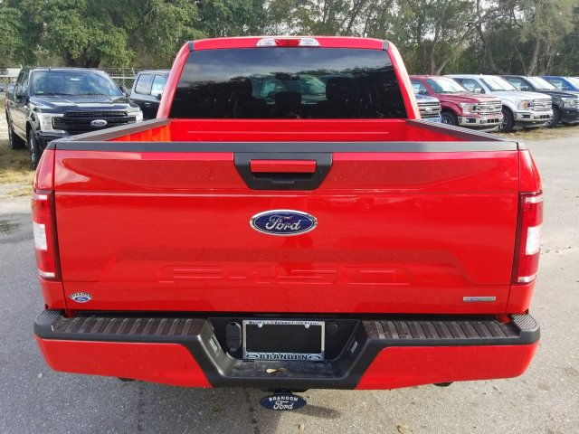 2018 F-150 SuperCrew Cab 4x2,  Pickup #J2878 - photo 4