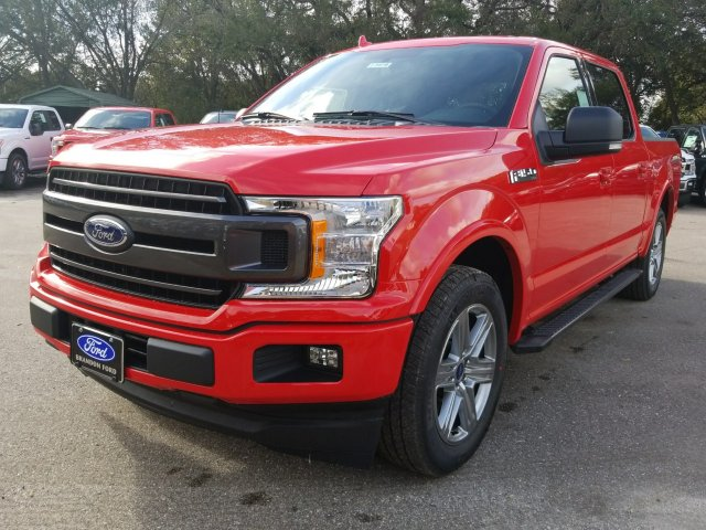 2018 F-150 SuperCrew Cab 4x2,  Pickup #J2878 - photo 6