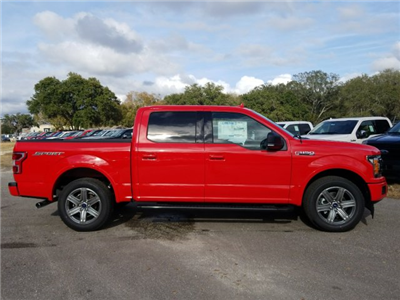 2018 F-150 SuperCrew Cab 4x2,  Pickup #J2878 - photo 3