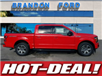 2018 F-150 SuperCrew Cab 4x2,  Pickup #J2878 - photo 1
