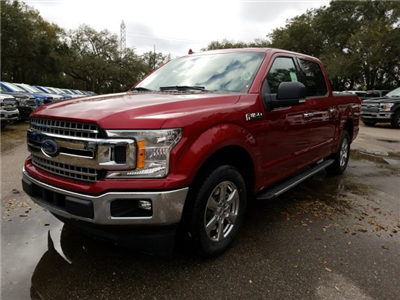 2018 F-150 SuperCrew Cab, Pickup #J2889 - photo 6