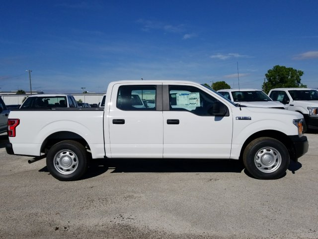 2018 F-150 SuperCrew Cab 4x2,  Pickup #J2896 - photo 3