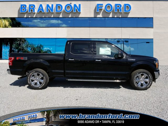 2018 F-150 SuperCrew Cab 4x4,  Pickup #J3322 - photo 1