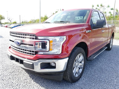 2018 F-150 Super Cab 4x2,  Pickup #J3421 - photo 6
