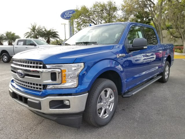2018 F-150 SuperCrew Cab 4x2,  Pickup #J3511 - photo 6
