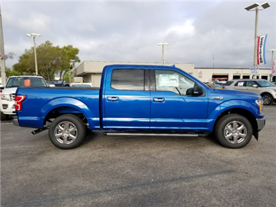 2018 F-150 SuperCrew Cab 4x2,  Pickup #J3511 - photo 4