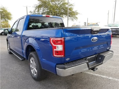 2018 F-150 SuperCrew Cab 4x2,  Pickup #J3511 - photo 5