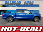 2018 F-150 SuperCrew Cab 4x2,  Pickup #J3511 - photo 1