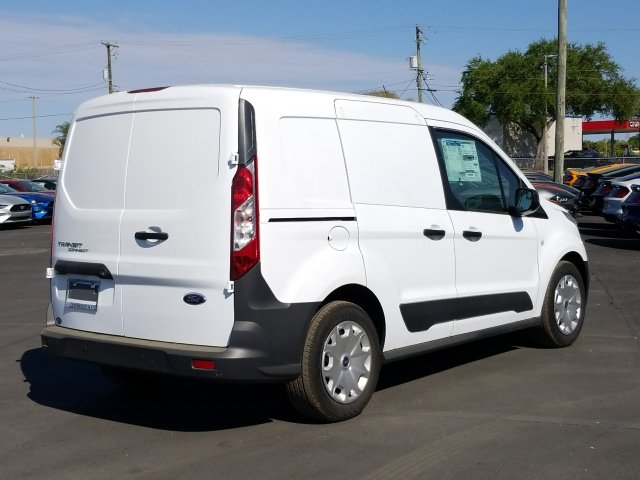 2018 Transit Connect, Cargo Van #J3529 - photo 3