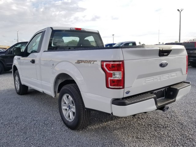 2018 F-150 Regular Cab,  Pickup #J3560 - photo 5