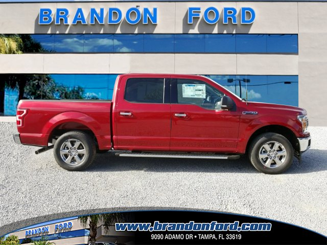 2018 F-150 SuperCrew Cab 4x2,  Pickup #J3577 - photo 1