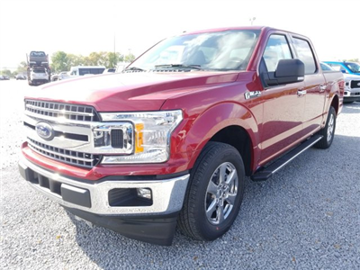 2018 F-150 SuperCrew Cab 4x2,  Pickup #J3577 - photo 6