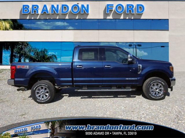 2018 F-250 Crew Cab 4x4,  Pickup #J3593 - photo 1