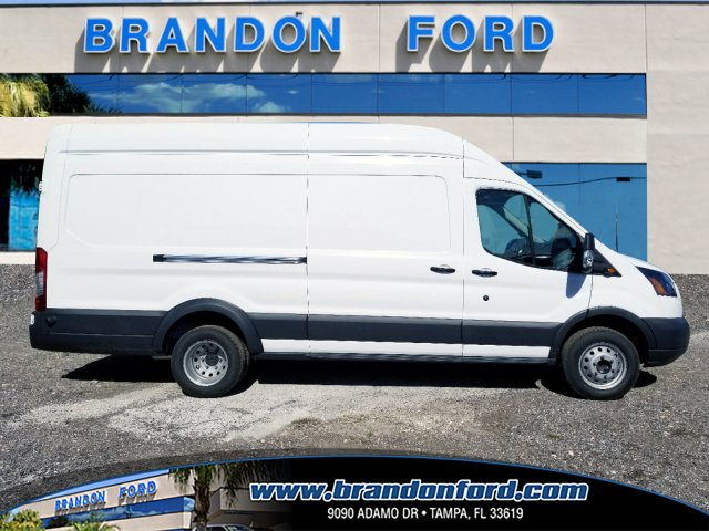2018 Transit 350 HD High Roof DRW 4x2,  Empty Cargo Van #J3596 - photo 1