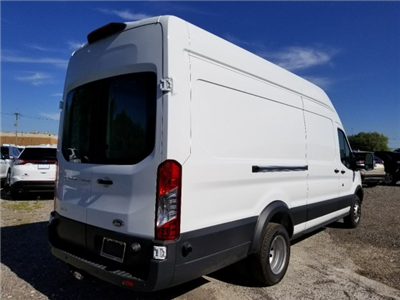 2018 Transit 350 HD High Roof DRW 4x2,  Empty Cargo Van #J3596 - photo 3