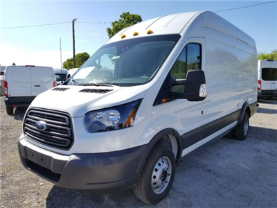 2018 Transit 350 HD High Roof DRW 4x2,  Empty Cargo Van #J3596 - photo 6