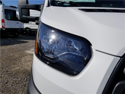 2018 Transit 350 HD High Roof DRW 4x2,  Empty Cargo Van #J3596 - photo 8