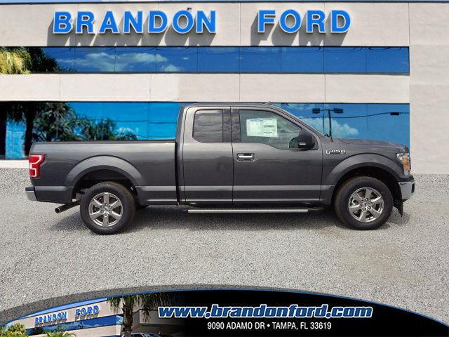2018 F-150 Super Cab 4x2,  Pickup #J3602 - photo 1