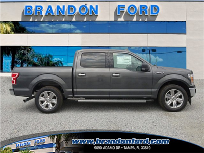 2018 F-150 SuperCrew Cab 4x2,  Pickup #J3625 - photo 1