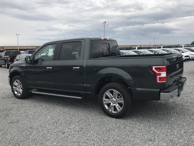 2018 F-150 SuperCrew Cab,  Pickup #J3629 - photo 4