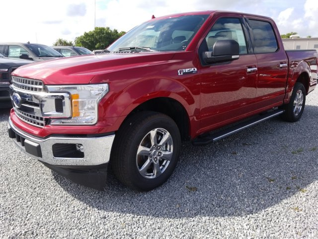 2018 F-150 SuperCrew Cab,  Pickup #J3724 - photo 7