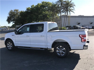 2018 F-150 SuperCrew Cab 4x2,  Pickup #J3727 - photo 4