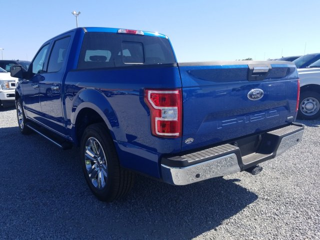 2018 F-150 SuperCrew Cab 4x2,  Pickup #J3772 - photo 5