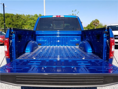 2018 F-150 SuperCrew Cab 4x2,  Pickup #J3772 - photo 11