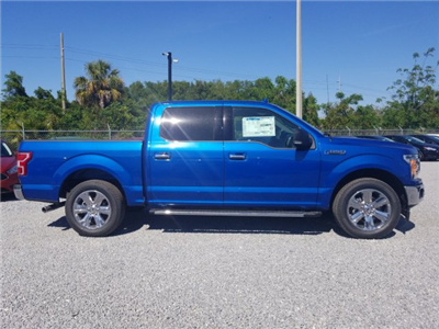 2018 F-150 SuperCrew Cab 4x2,  Pickup #J3772 - photo 3