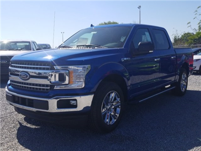 2018 F-150 SuperCrew Cab 4x2,  Pickup #J3772 - photo 6