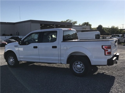 2018 F-150 SuperCrew Cab,  Pickup #J3782 - photo 4