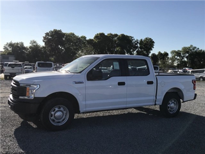 2018 F-150 SuperCrew Cab,  Pickup #J3782 - photo 5