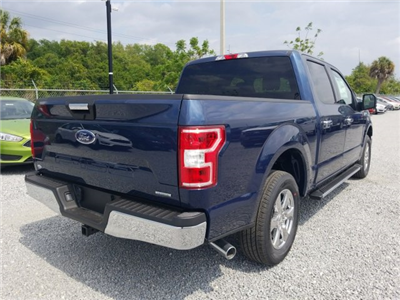 2018 F-150 SuperCrew Cab 4x2,  Pickup #J3795 - photo 2