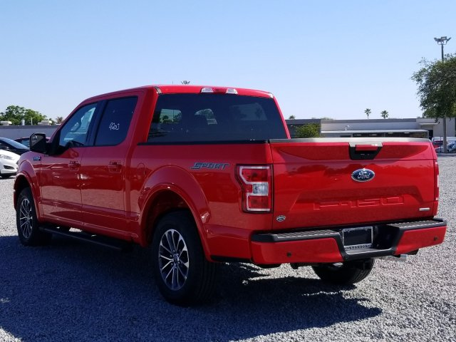 2018 F-150 SuperCrew Cab 4x2,  Pickup #J3980 - photo 5