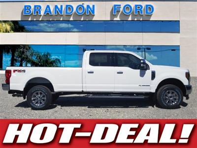 2018 F-250 Crew Cab 4x4, Pickup #J4001 - photo 1