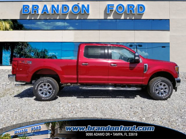 2018 F-250 Crew Cab 4x4, Pickup #J4004 - photo 1