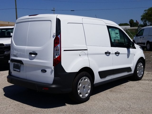 2018 Transit Connect, Cargo Van #J4092 - photo 4