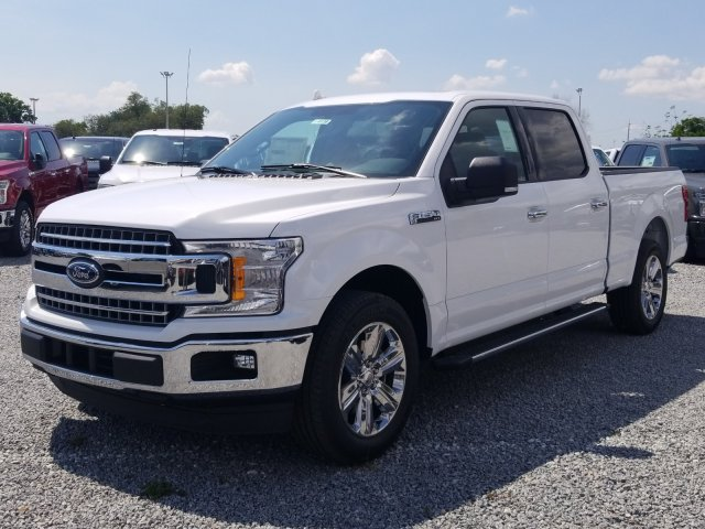 2018 F-150 SuperCrew Cab,  Pickup #J4138 - photo 6