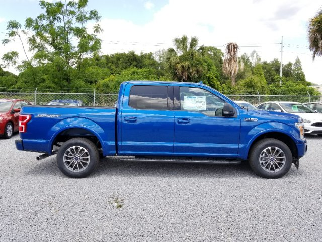 2018 F-150 SuperCrew Cab 4x2,  Pickup #J4158 - photo 3
