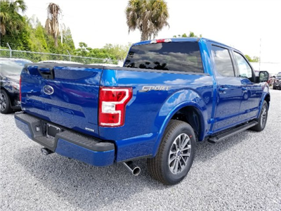 2018 F-150 SuperCrew Cab 4x2,  Pickup #J4158 - photo 2