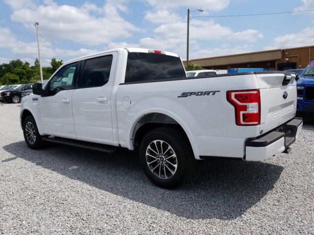 2018 F-150 SuperCrew Cab 4x2,  Pickup #J4168 - photo 4