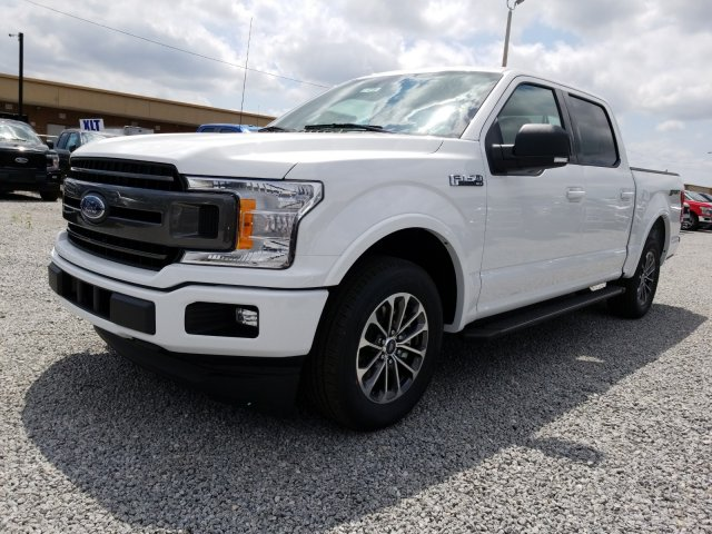 2018 F-150 SuperCrew Cab 4x2,  Pickup #J4168 - photo 5