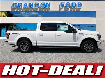 2018 F-150 SuperCrew Cab 4x2,  Pickup #J4168 - photo 1