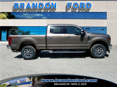 2018 F-250 Crew Cab 4x4, Pickup #J4189 - photo 1