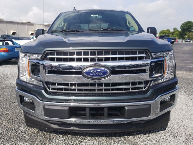 2018 F-150 SuperCrew Cab 4x2,  Pickup #J4285 - photo 8