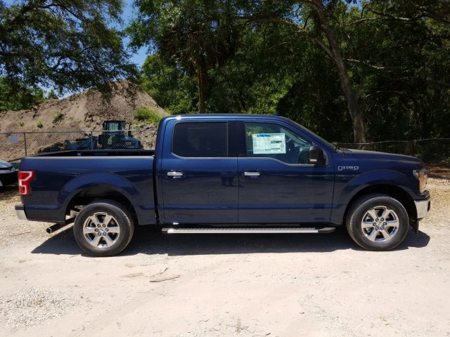 2018 F-150 SuperCrew Cab 4x2,  Pickup #J4294 - photo 3