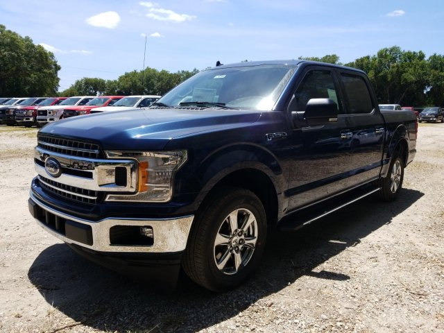 2018 F-150 SuperCrew Cab 4x2,  Pickup #J4294 - photo 6