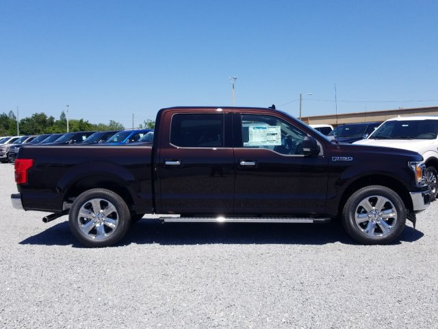 2018 F-150 SuperCrew Cab 4x2,  Pickup #J4325 - photo 3