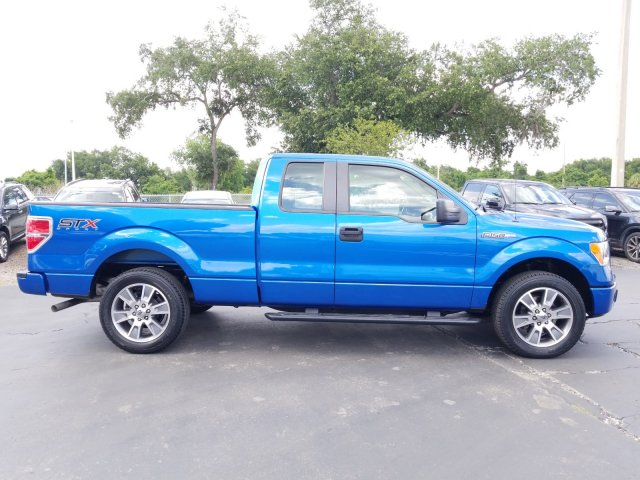 2014 F-150 Super Cab, Pickup #J4326A - photo 7